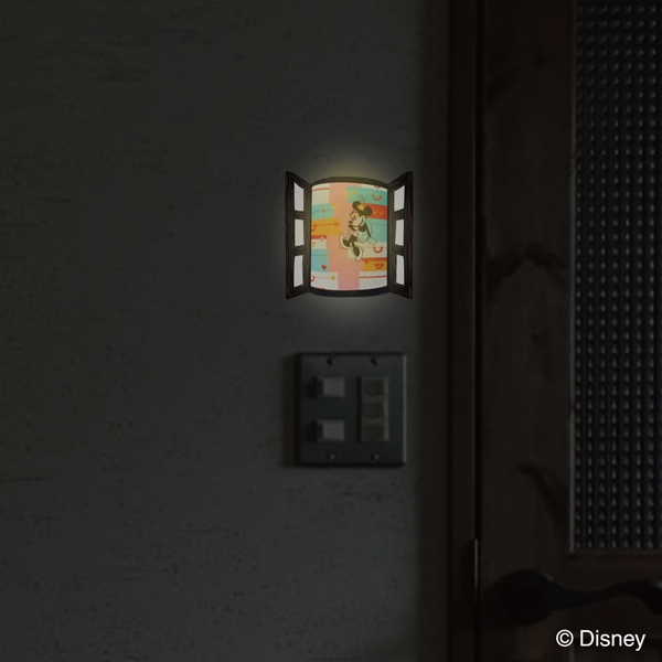 indoors light/Disney/02/ミニー